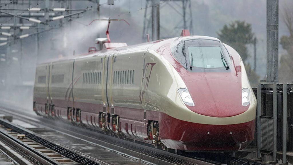 kawasaki tren