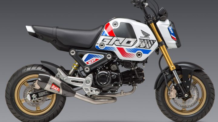 Accesorios Yoshimura para Honda Grom 2022