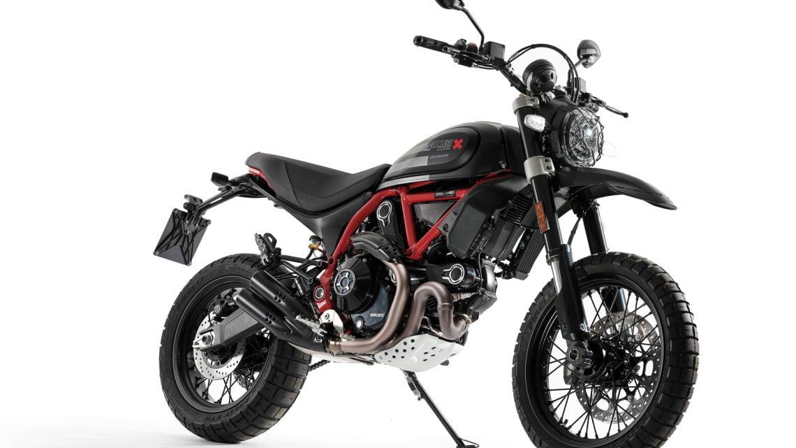 Ducati Scrambler Desert Sled Fasthouse 2021