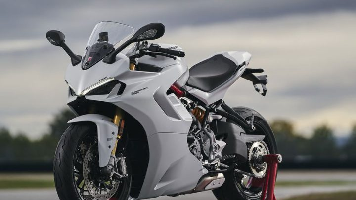 Ducati SuperSport 950 S 2021