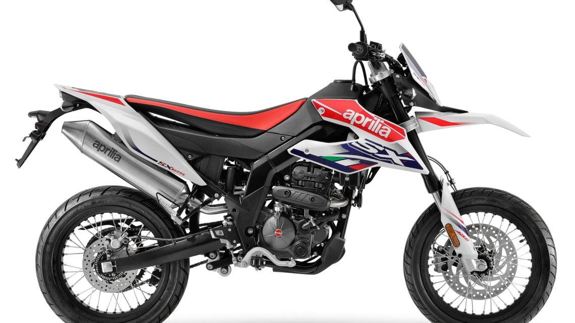 Ficha Técnica Aprilia SX 125 (y RX 125) 2021