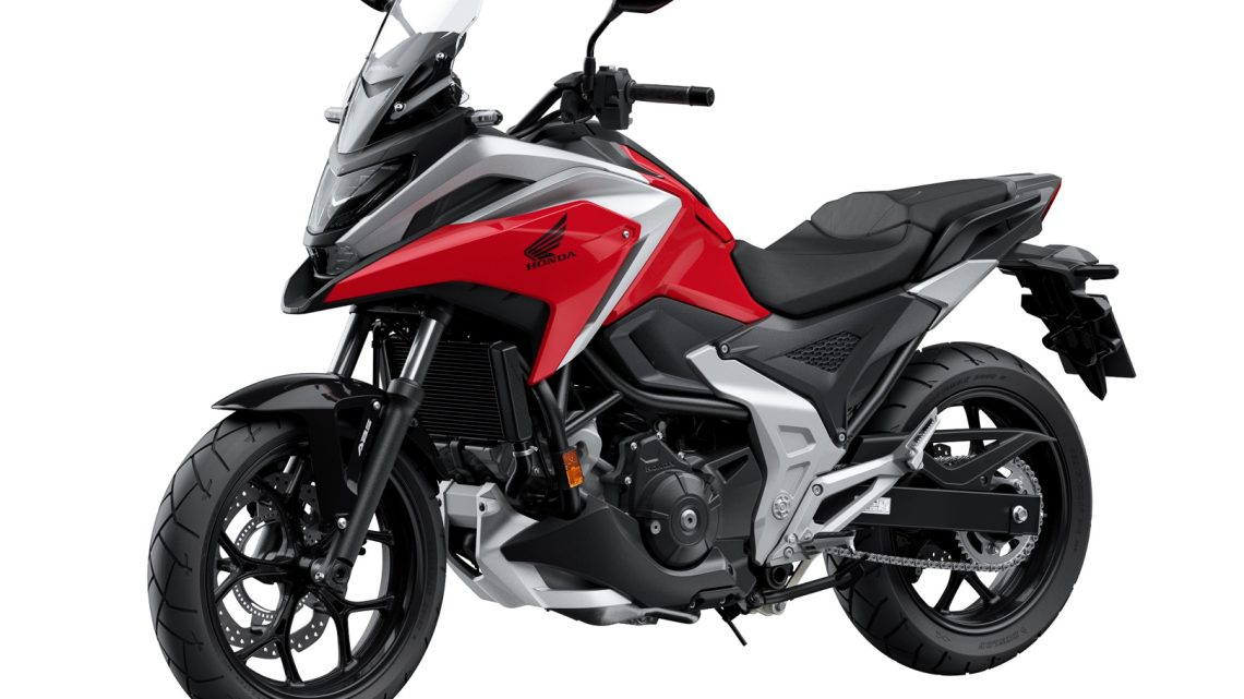 Ficha Técnica Honda NC750X y NC750X DCT 2021