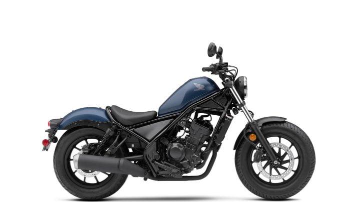 Ficha Técnica Honda Rebel 300 2021