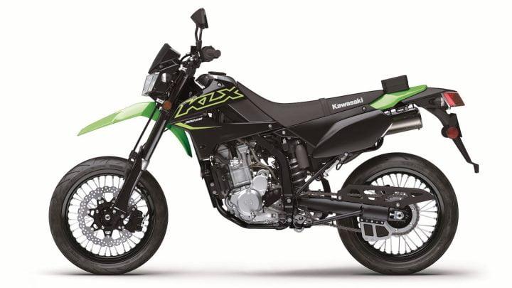Ficha Técnica Kawasaki KLX300SM 2021
