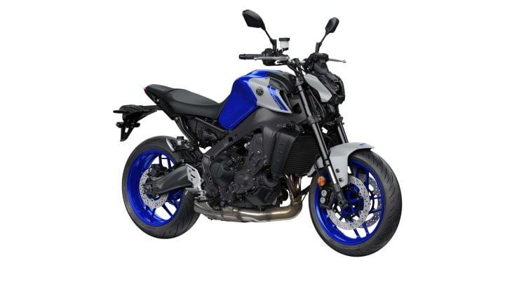 Ficha Técnica Yamaha MT-09 2021