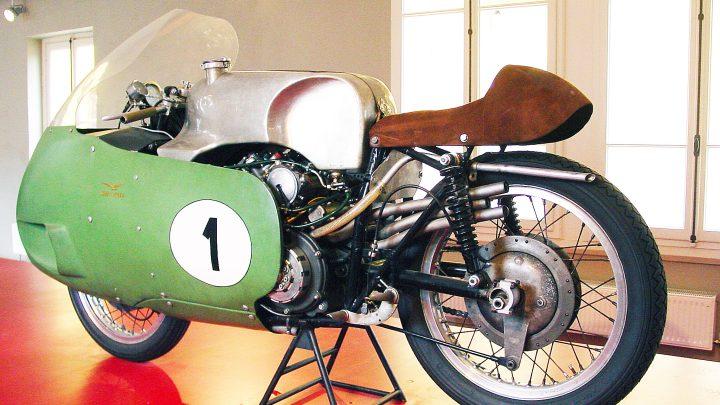 Historia de Moto Guzzi