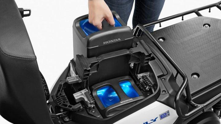 Honda, KTM, Piaggio y Yamaha firman un acuerdo sobre baterías para motos eléctricas