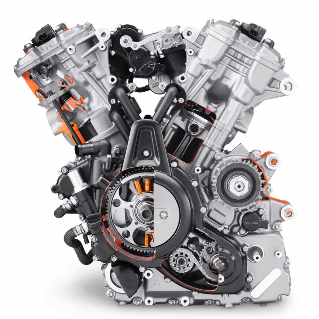 Motor  Revolution Max 1250
