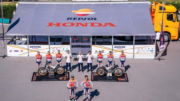 Repsol Honda Team Trial