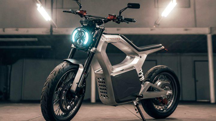 Sondors Metacycle 2022