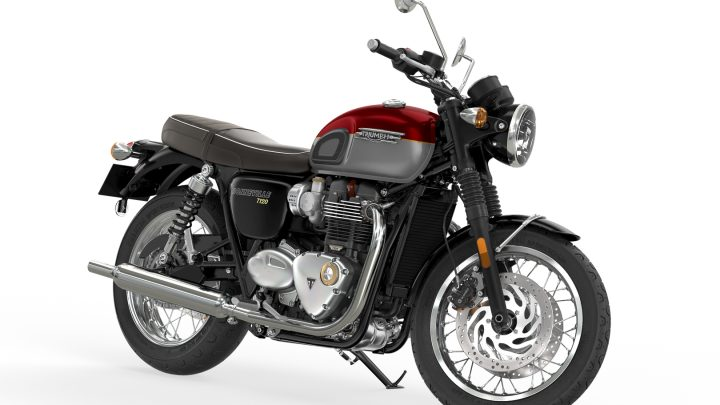 Triumph Bonneville T120 y T120 Black 2022