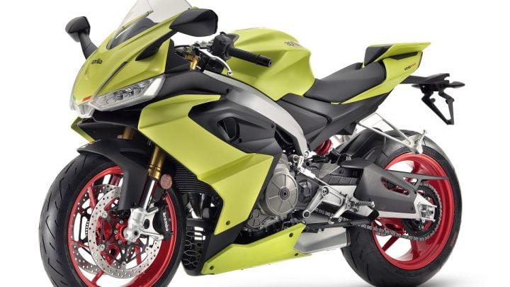 ¿Cuánta potencia produce la Aprilia RS 660 2021?