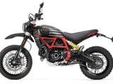 Ficha Técnica Ducati Scrambler Desert Sled 2021