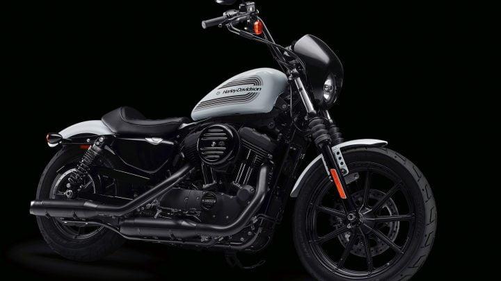 Ficha Técnica Harley-Davidson Iron 1200 2021