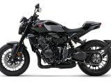 Ficha Técnica Honda CB1000R Black Edition 2021