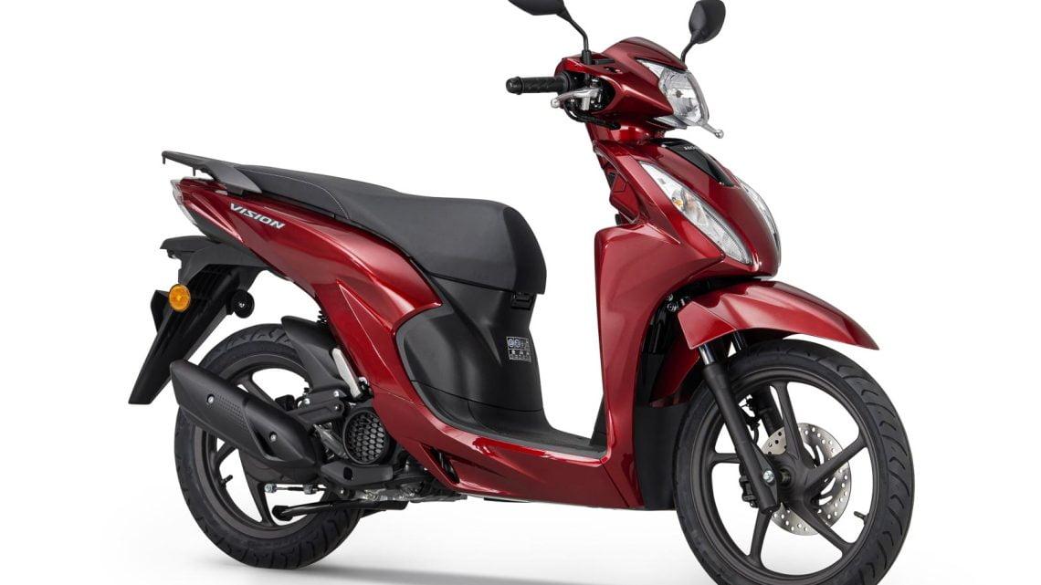 Ficha Técnica Honda Vision 110 2021