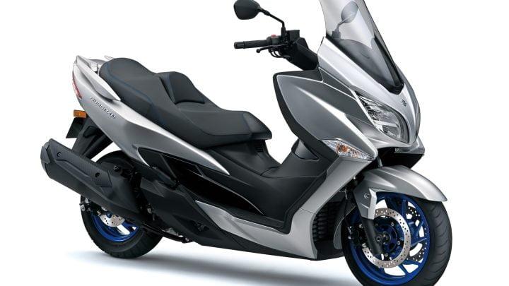 Suzuki Burgman 400 2022