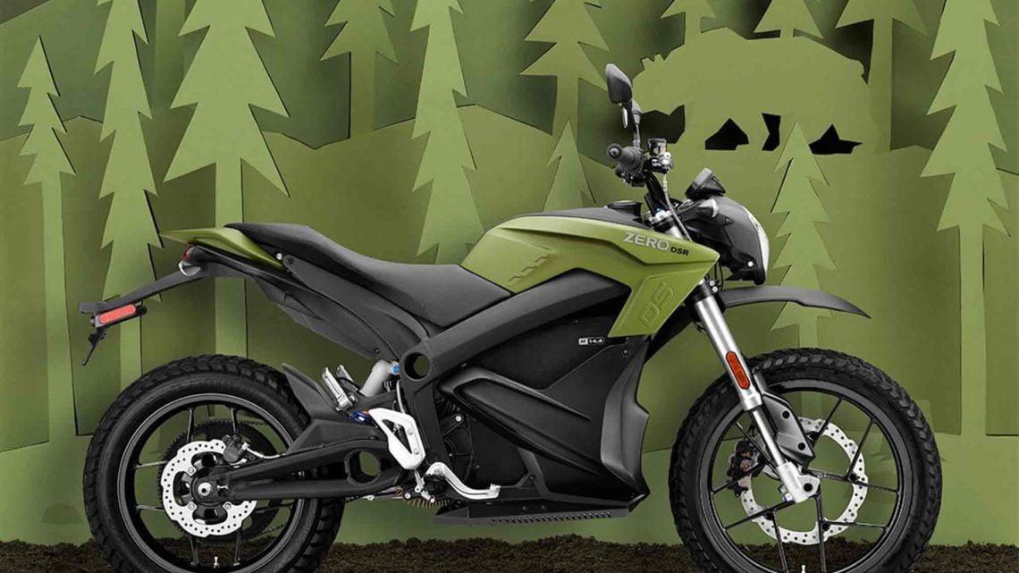 Zero Motorcycles DSR Edición Especial