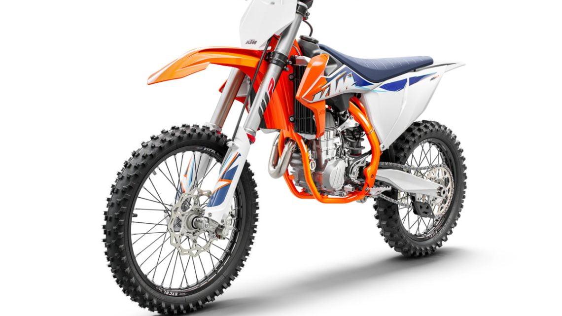 Alineación de motocross KTM 2022