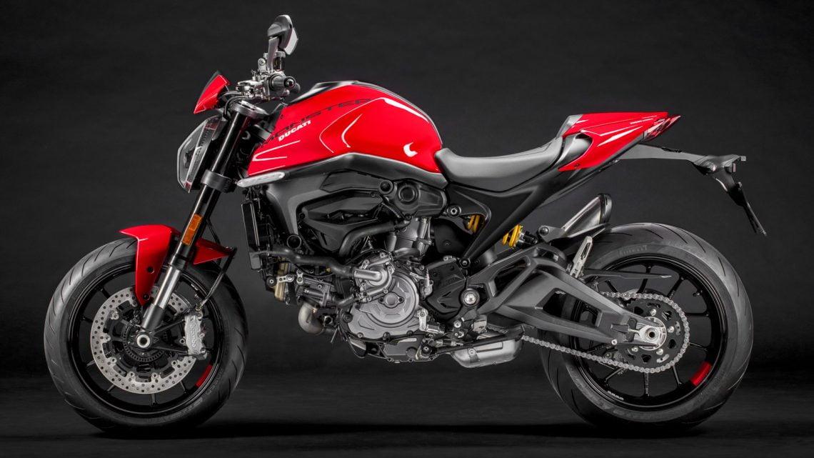 Ficha Técnica Ducati Monster 2021