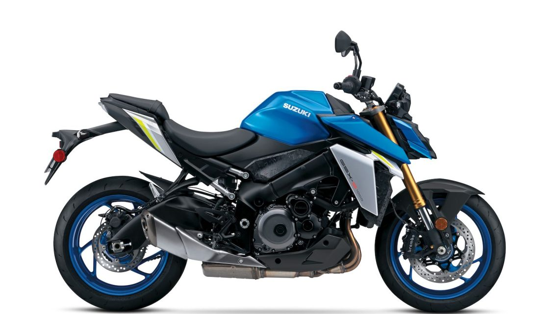 Ficha Técnica Suzuki GSX-S1000 2022