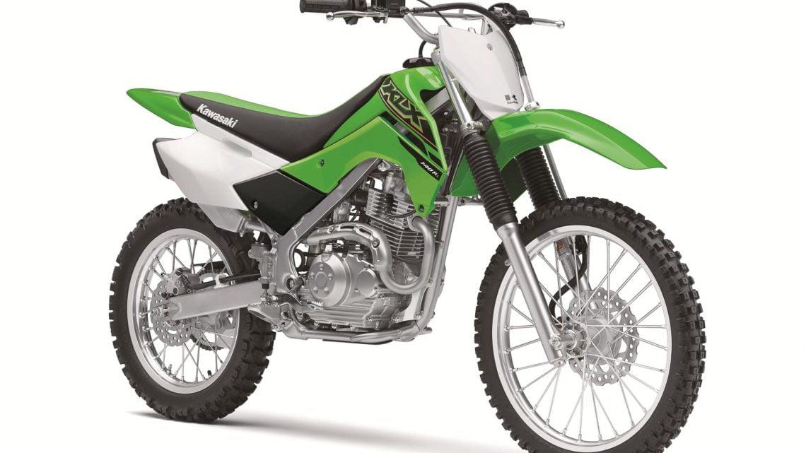 Kawasaki KLX140R F 2021