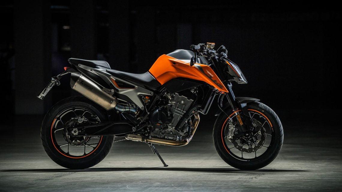 La gama KTM 750 debutará pronto