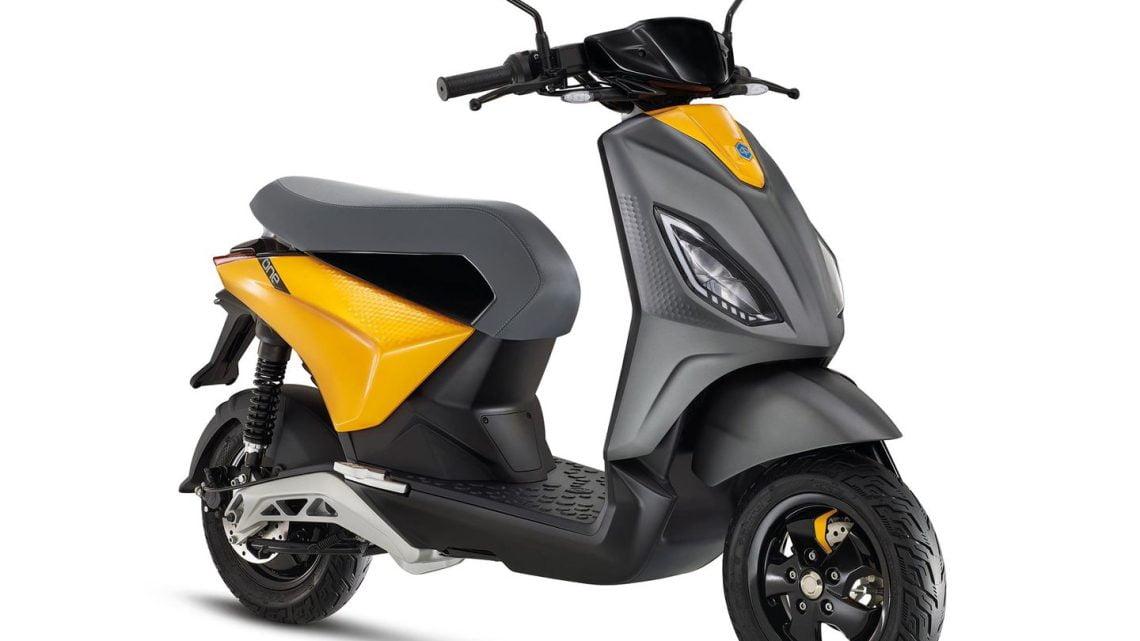 Scooter Piaggio One