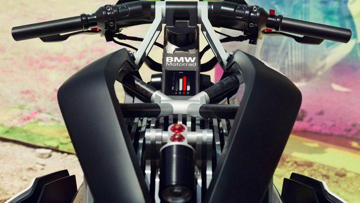 Sistema de refuerzo de marco de fibra de carbono atornillado de BMW