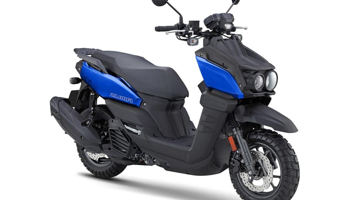 Yamaha Zuma 125 ADV Scooter 2022