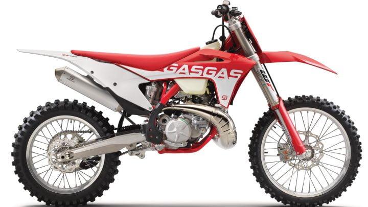 Ficha Técnica GasGas EX 250 2022