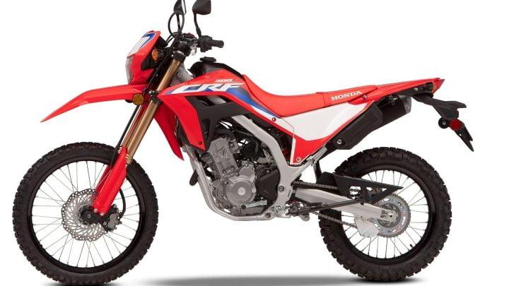 Ficha Técnica Honda CRF300L 2021