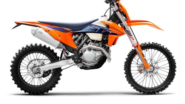 Ficha Técnica KTM 500 XCF-W (350 XCF-W) 2022