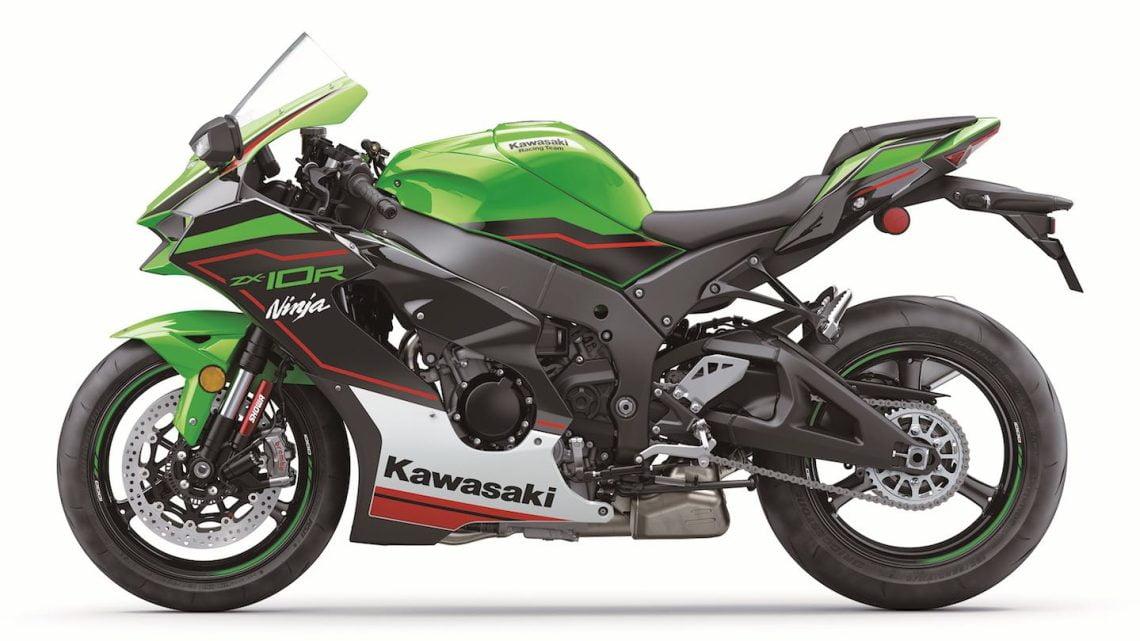 Ficha Técnica Kawasaki Ninja ZX-10R 2021