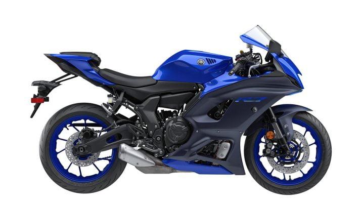 Ficha Técnica Yamaha YZF-R7 2022