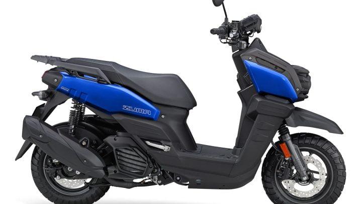 Ficha Técnica Yamaha Zuma 125 2022