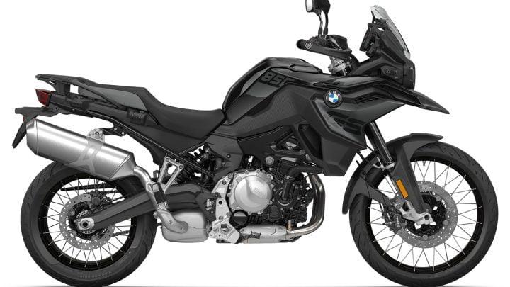 Ficha Técnica BMW F 850 GS 2022