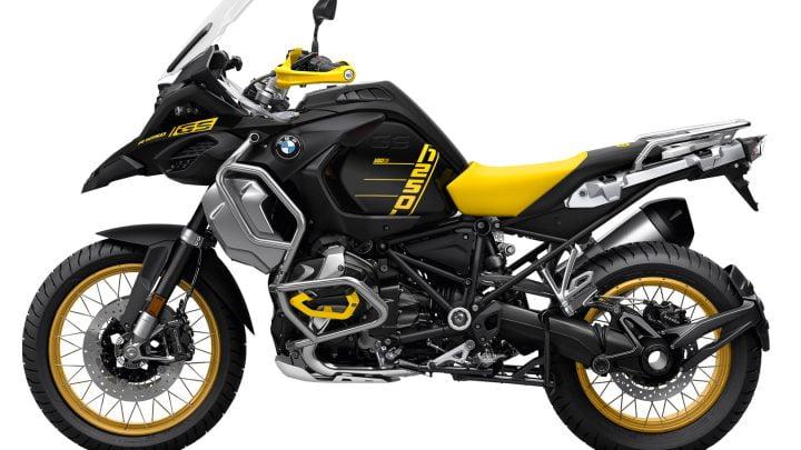 Ficha Técnica BMW R 1250 GS Adventure 2022