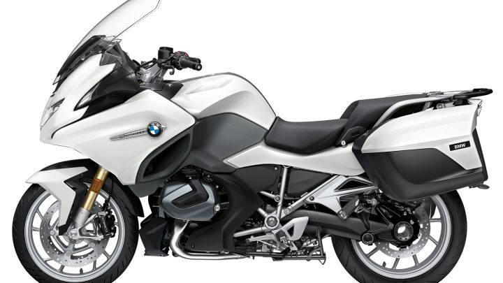 Ficha Técnica BMW R 1250 RT 2022