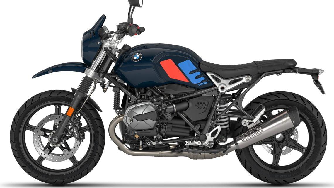 Ficha Técnica BMW R nineT Urban G / S 2022