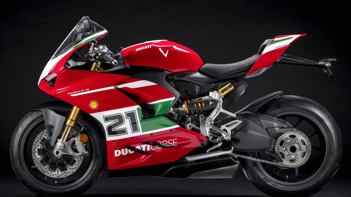 Ficha Técnica Ducati Panigale V2 Bayliss 2021