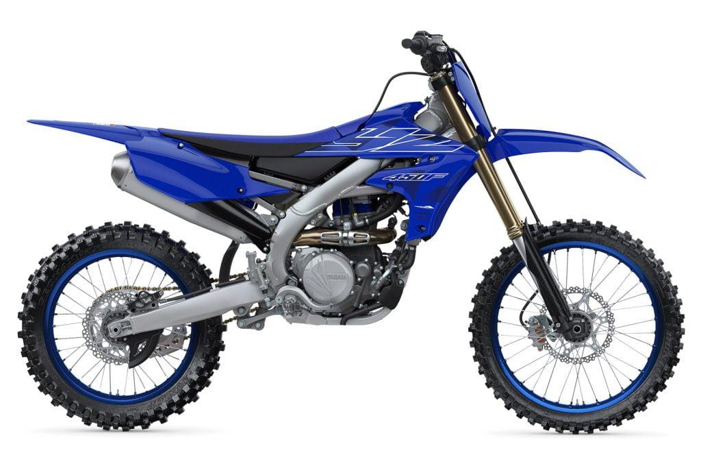 YZ450F 2022