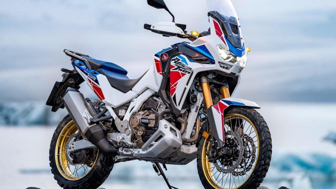 Alineación Honda Africa Twin 2022