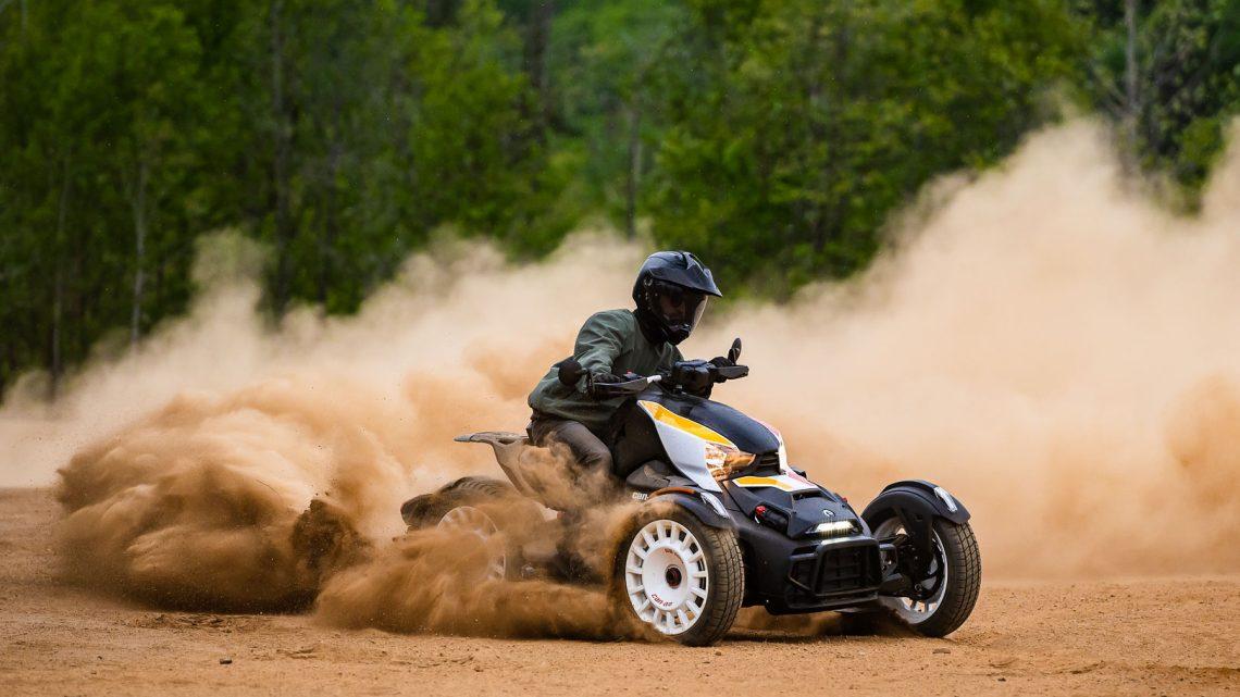 Can-Am Ryker Rally 2022