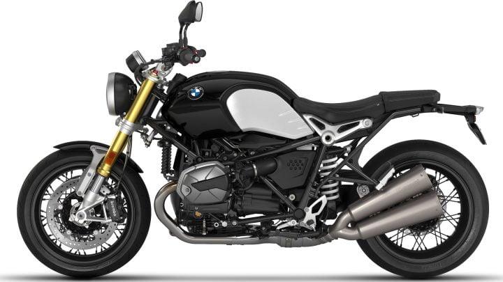Ficha Técnica BMW R nineT 2022