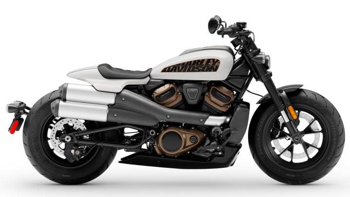 Ficha Técnica Harley-Davidson Sportster S 2021
