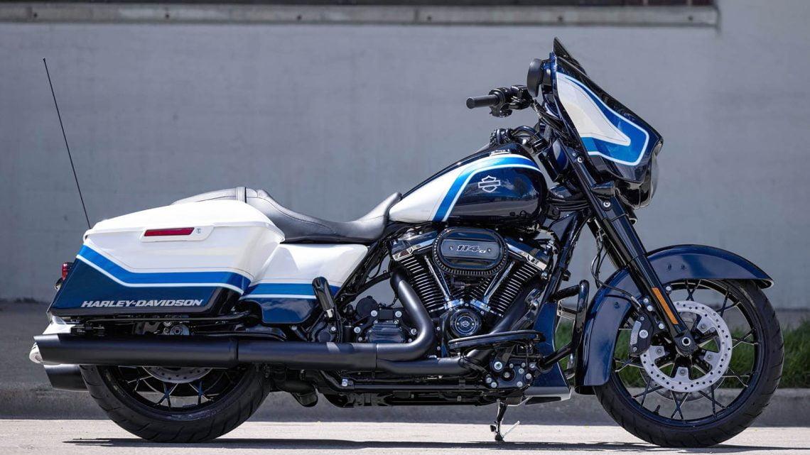 Ficha Técnica  Harley-Davidson Street Glide 2021