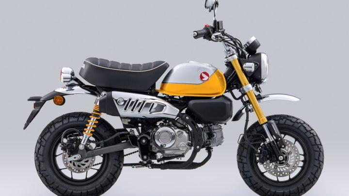 Ficha Técnica Honda Monkey 2022 ABS
