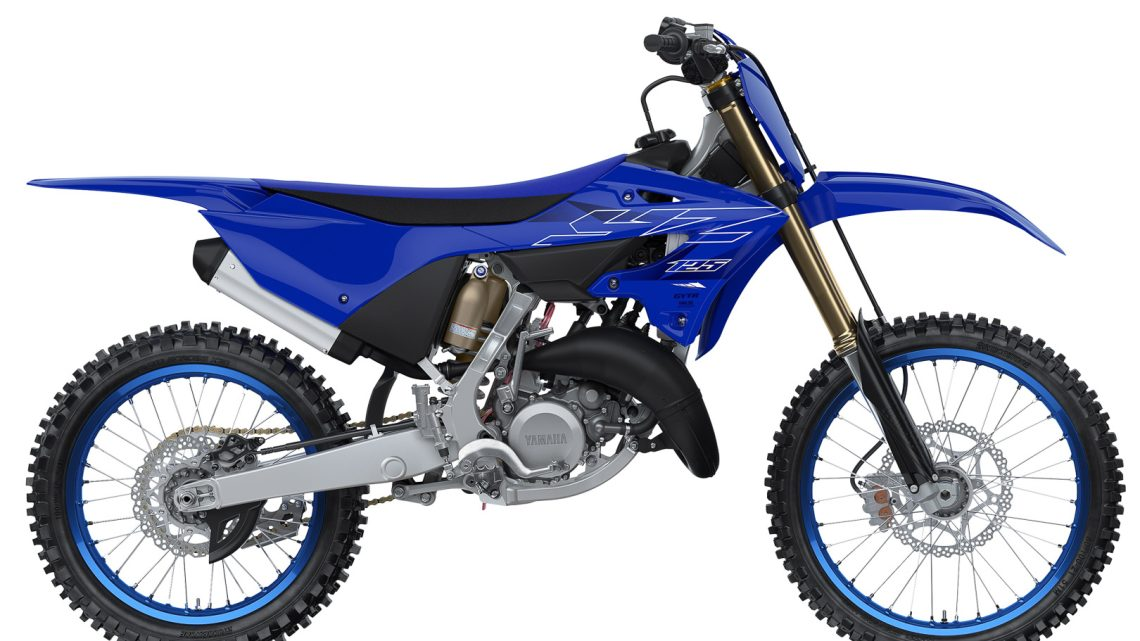 Ficha Técnica Yamaha YZ125 2022
