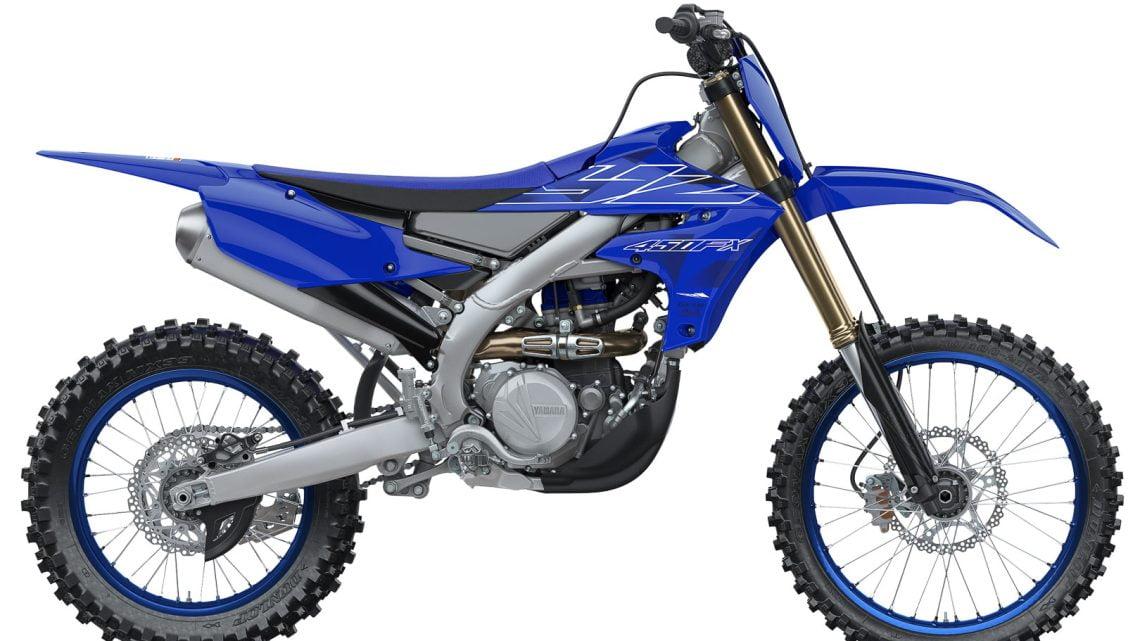 Ficha Técnica Yamaha YZ450FX (YZ250FX) 2022